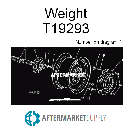 T19293 - Weight