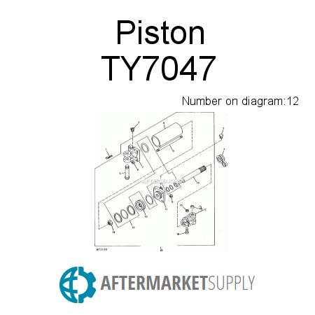 TY7047 - Piston
