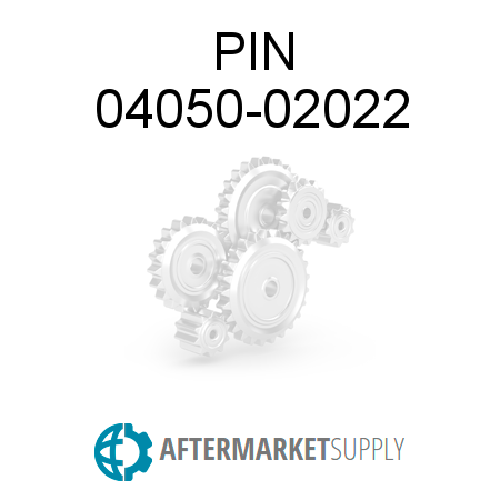 04050-02022 - PIN
