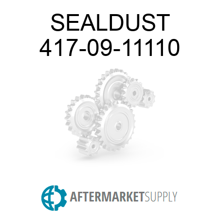 417-09-11110 - SEAL,DUST